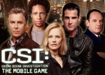 CSI: the mobile game
