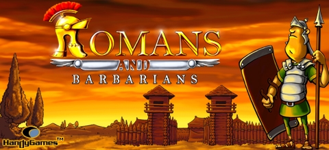 Romans and Barbarians