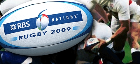 6 Nations Rugby 09