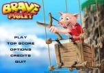 Brave Pig