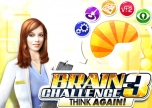 Brain Challenge 3: Think Again!