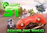 La volan pe Planet 51