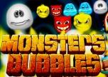 Monsters Bubbles