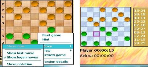 Checkers Pro II