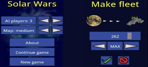 Solar Wars