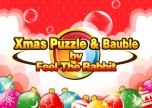 Xmas Puzzle and Bauble by Feel the Rabbit