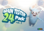 Brain Tester 24 Pack Vol. 2