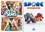 The Sims And Spore Double Pack