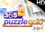 365 Puzzle Gold 3 in 1