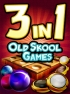 3-in-1 Old Skool Games