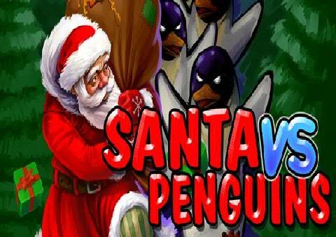 Santa vs Penguins