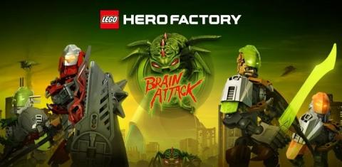 LEGO® HeroFactory Brain Attack