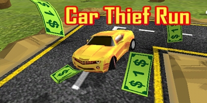 Car Thief Run