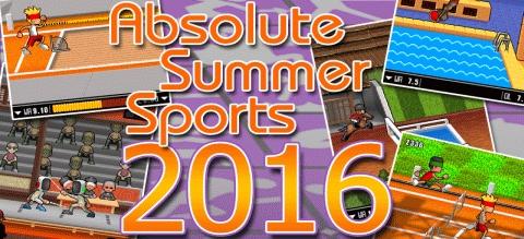 Absolute Summer Sports 2016