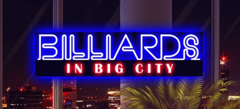Billiard in Big City