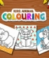 Kids Animal Colouring