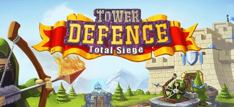 Tower Defence - Total Siege