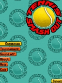 Tennis Smash Out