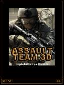 Assault Team 3D Series60 - Version1.0