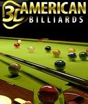 3D American Billiards